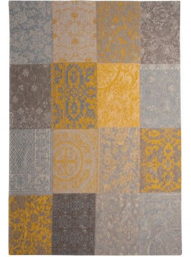 TAPETE PATCHWORK CHENILLE 170x240 8084