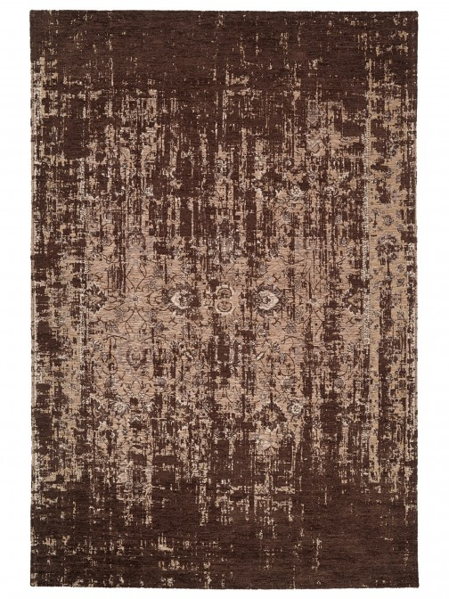 TAPETE ERASED CHENILLE 140x200 OTELA/TAUPE
