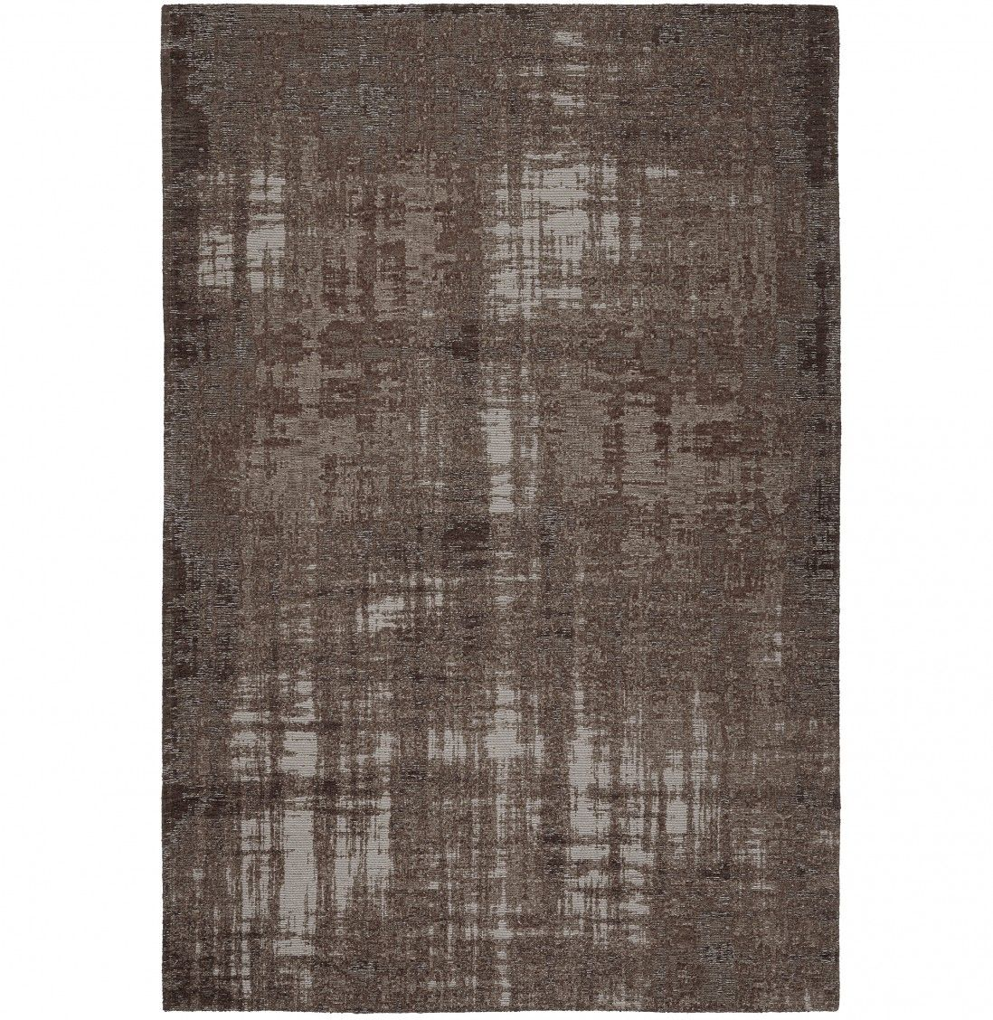 ANTIK CHENILLE 140x200 GRUNGE/BROWN