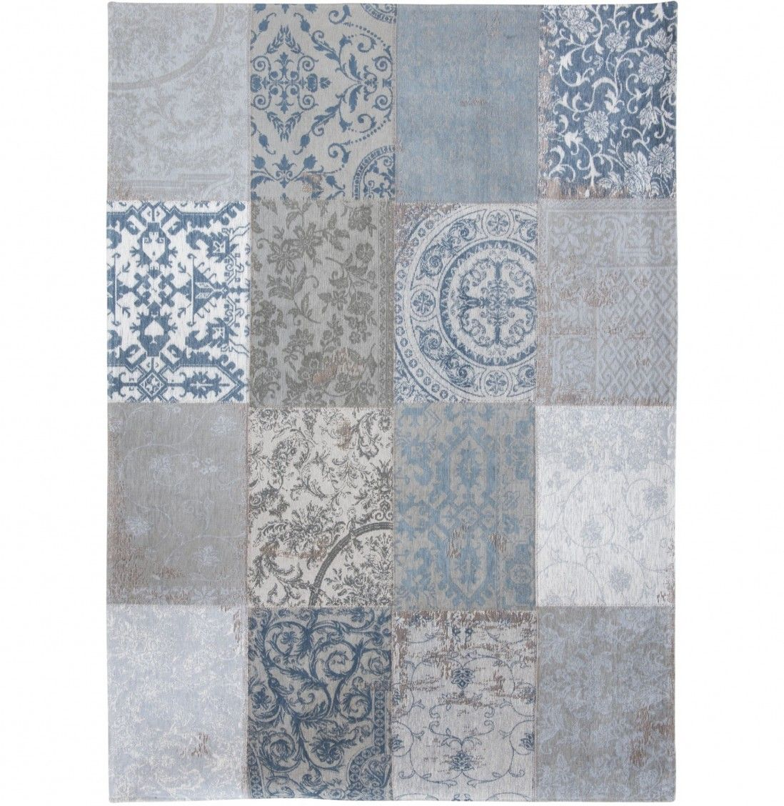 PATCHWORK CHENILLE 8981 AREA RUG