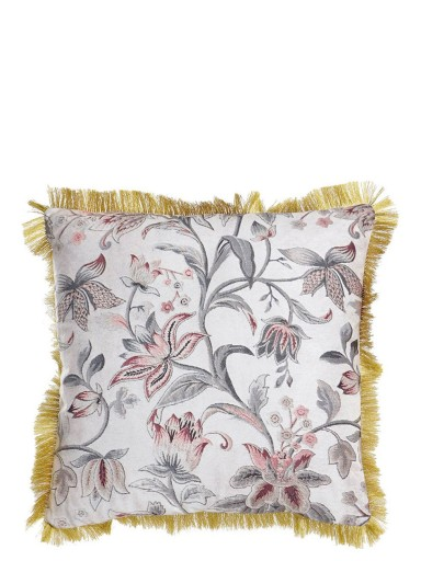 FLOWERS CUSHION 843A